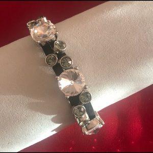 NEW Premier Designs Spotlight Leather Bracelet